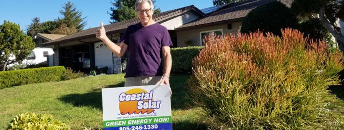 Coastal Solar - Happy Customer