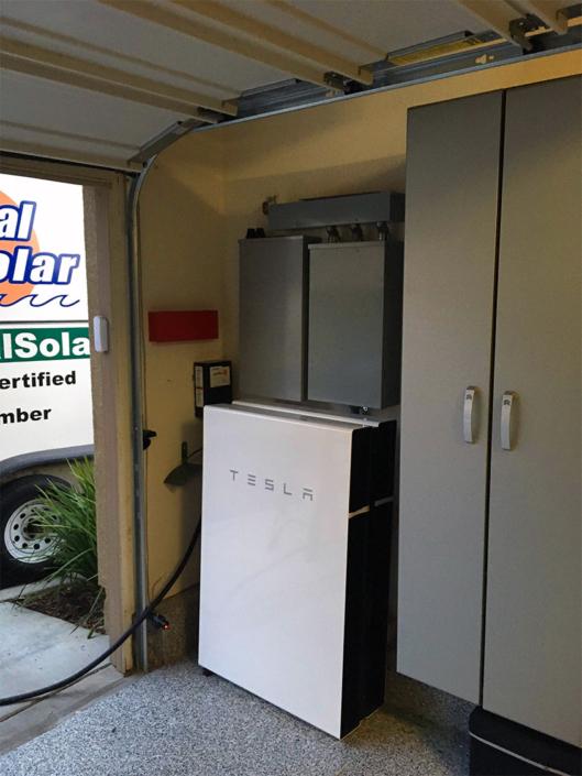 Solar Equipment Installation