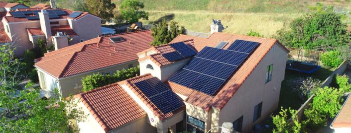 Mission Tiles Solar Panels Installation